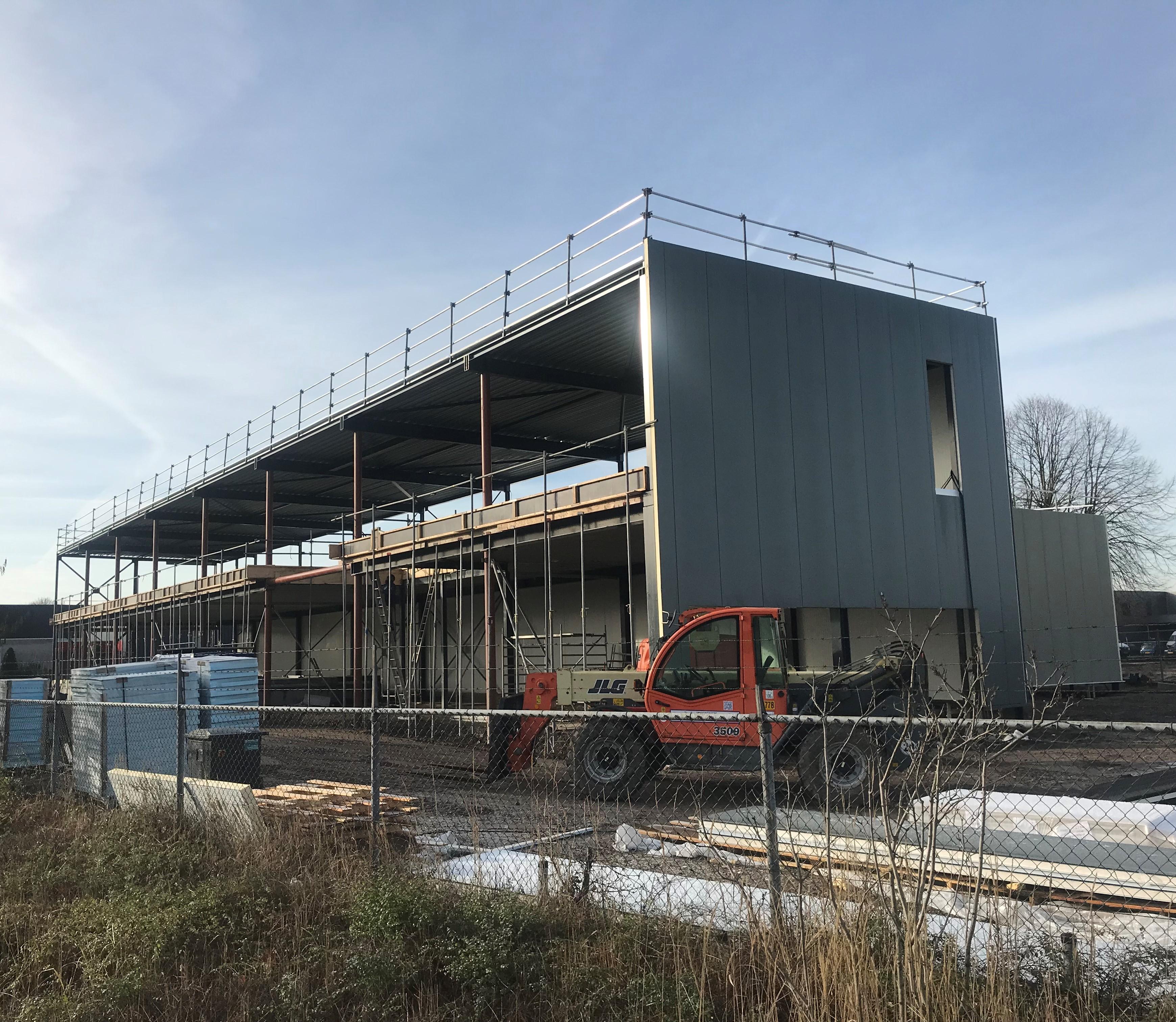 Nieuwbouw 29-01-2019